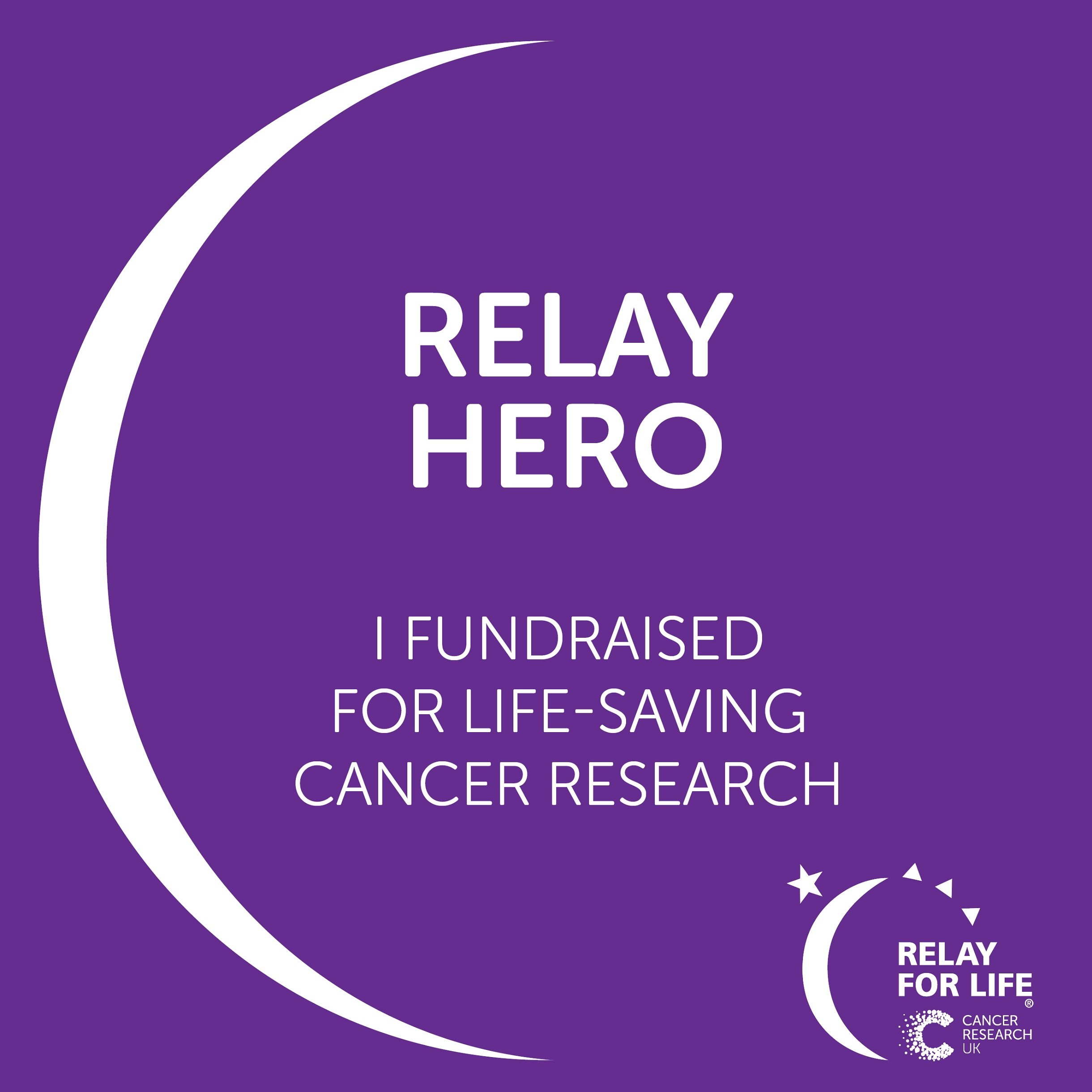Tools and resources relay for life cancer research uk for Relay for life flyer template