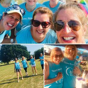 Relay For Life Cranleigh and Rudgwick: Wicked Walkers - Cancer